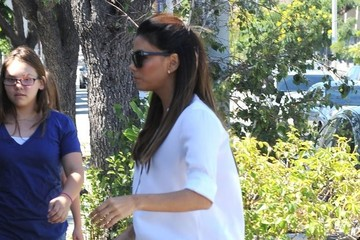 Eva Longoria Eva Longoria Running Errands In Los Angeles