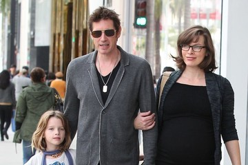 Ever Anderson Pregnant Milla Jovovich & Family Shopping In Beverly Hills