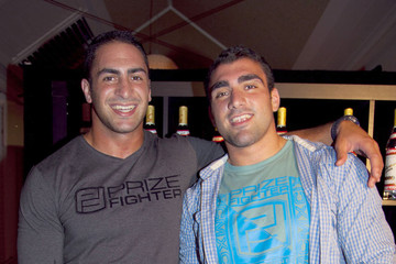Johnny Mannah FHM Stoli Summer Mix Up Party In Sydney