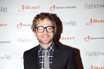 Brodie Young Fashion Aid Ball 2010 In Melbourne