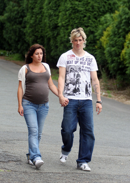 torres wife Fernando and