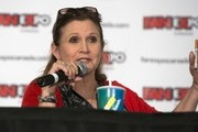 'Star Wars' actress Carrie Fisher passes away at the age of 60.