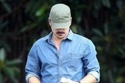 Colin Farrell Keeps a Low Profile