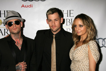 Nicole Richie Benji Madden First Annual Noble Awards - Arrivals