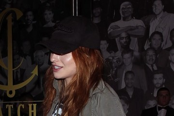 Francesca Eastwood Celebrities Are Seen at Catch Restaurant