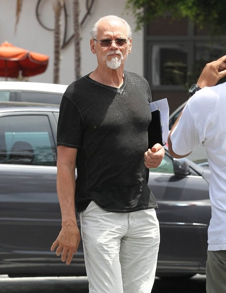 Fred Dryer Out and About in Beverly Hills 5 of 10 - Zimbio Tab Hunter Today