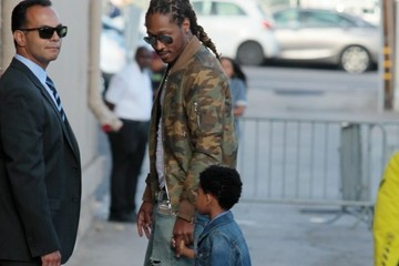 Future Zahir Wilburn Future Makes An Appearance On 'Jimmy Kimmel'