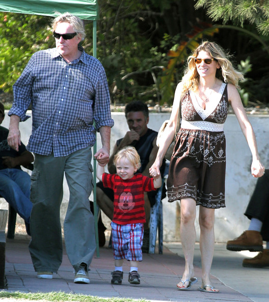Gary Busey And Family At The Malibu Chili Cook Off ...