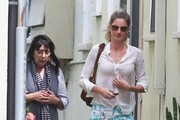 Gisele Bundchen Visits a Friend in Santa Monica