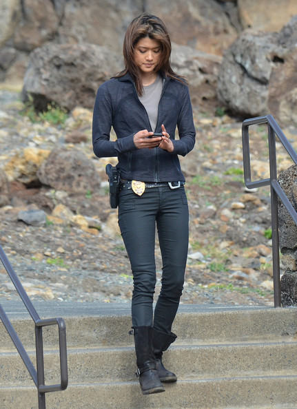 Grace Park Hawaii Five-O