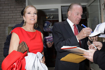 Frank Gifford Guest Arrive To Kicks Off Super Bowl Weekend With A Party Hosted By Harvey Weinstein