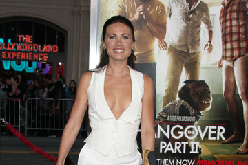 """Vail Bloom """"The Hangover Part II"""" Los Angeles Premiere - Arrivals"""