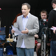 Harvey Levin Harvey Levin Doing Interviews For 'The People's Court'