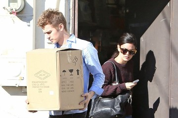 Hayden Christensen Hayden Christensen and Rachel Bilson Out Shopping