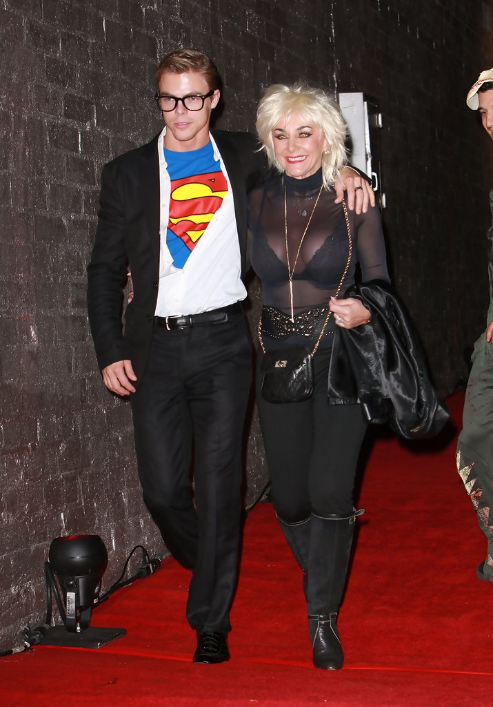 derek hough photos photos heidi klums annual halloween party in west hollywood zimbio - Halloween Parties In Hollywood