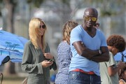 Heidi Klum and Seal Photos Photo