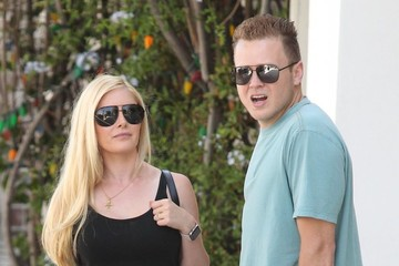 Heidi Montag Heidi Montag and Spencer Pratt Film Their New Show in Beverly Hills