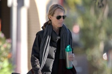 Helen Hunt Helen Hunt Out and About in Santa Monica