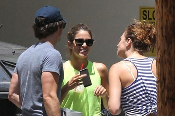 Ian Somerhalder Ian Somerhalder Out with Nikki Reed