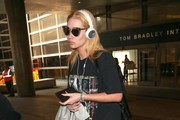 Iggy Azalea Touches Down at LAX
