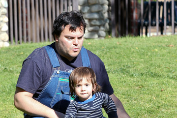 Jack Black Jack Black And Family Spending The Day At The Park 2