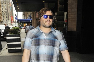 Jack Black Stars Head out and About in NYC