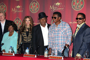 Chris Hunt The Jackson Family Press Conference For Global Announcement