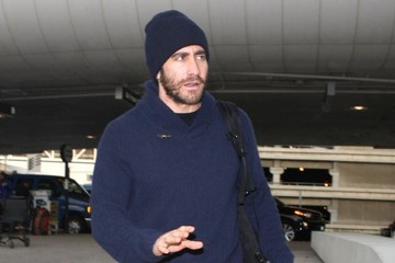 Jake Gyllenhaal Jake Gyllenhaal Leaves LA