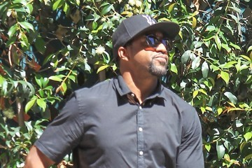 Jaleel White Jaleel White Has Lunch at Mr. Chow in BH