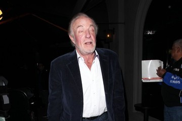 James Caan James Caan Out for Dinner