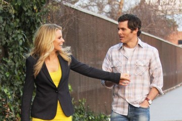 James Marsden Elizabeth Banks Films 'Walk Of Shame'