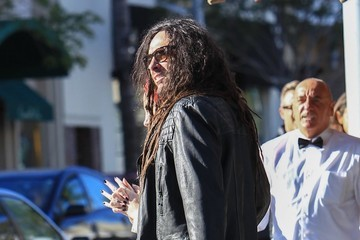 James Shaffer James Shaffer Heads To Lunch With His Wife In Beverly Hills