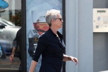 Jamie Lee Curtis Jamie Lee Curtis Is Seen Out and About in West Hollywood