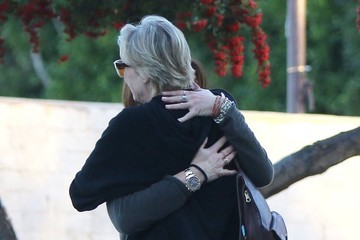 Jane Lynch Jane Lynch Out Shopping With a Friend
