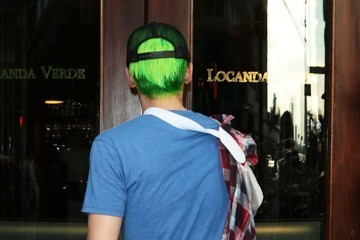 Jared Leto File: Jared Leto Keeps a Low Profile in NYC