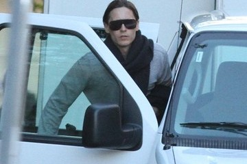 Jared Leto Jared Leto Rocks a New Look In New Orleans