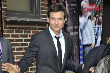 Jason Bateman Celebs Stop by the 'Late Show with David Letterman'