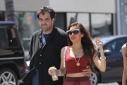 Jason Davis Out With His Girlfirend In Beverly Hills