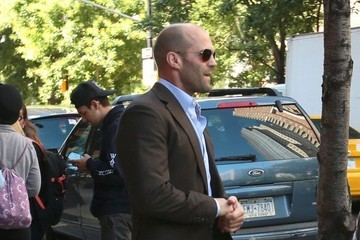Jason Statham Jason Statham Steps Out n NYC