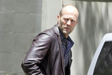 Jason Statham Jason Statham Films 'Heat' in New Orleans 2