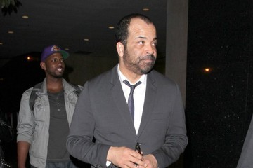 Jeffrey Wright Celebrities Partying At Bootsy Bellows