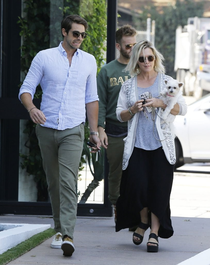 Jennie Garth and David Abrams Are Taking Time Apart to ...