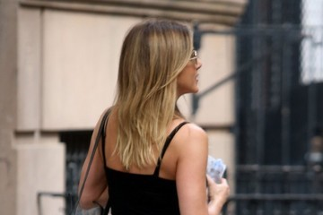 Jennifer Aniston Jennifer Aniston Out And About In NYC