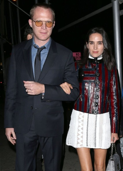 jennifer connelly in jennifer connelly paul bettany spotted out in nyc zimbio. Black Bedroom Furniture Sets. Home Design Ideas