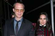 Jennifer Connelly & Paul Bettany Spotted Out In NYC