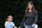 Jennifer Garner Is Not Very Happy In Santa Monica