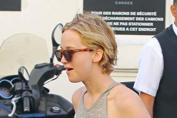 Jennifer Lawrence 'Hunger Games' Cast Head Out in Cannes