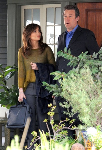 Jennifer Lopez and John Corbett Photos - 4 of 19. \u0027  sc 1 st  Zimbio & Jennifer Lopez John Corbett Photos - \u0027The Boy Next Door\u0027 Films in LA ...
