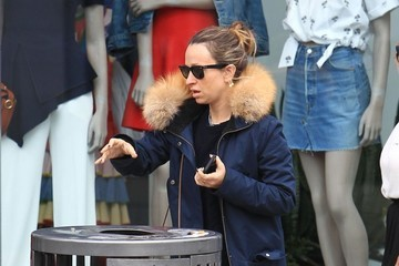 Jennifer Meyer Jennifer Meyer Out And About In Beverly Hills