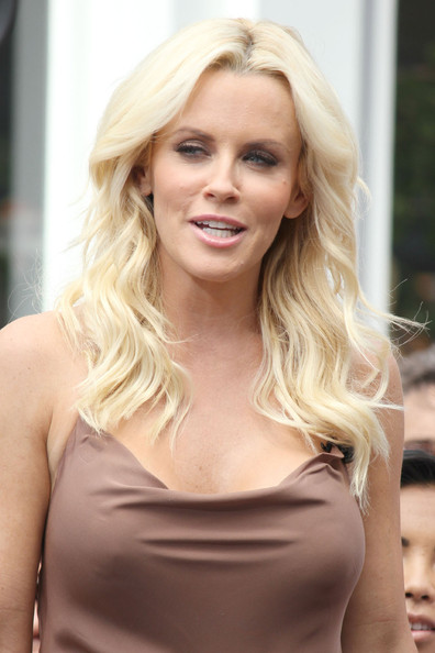 Jenny McCarthy Actress Jenny McCarthy at The Grove to do an interview